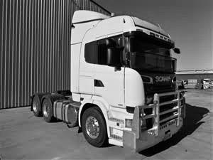 Scania R620 Adblue Removal